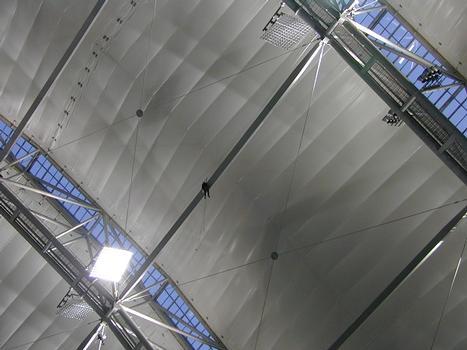 Hangar de Cargolifter