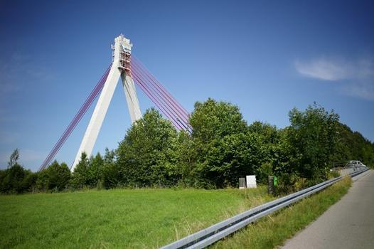 Talbrücke Obere Argen mit Seilrobiter