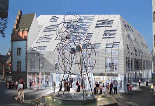 Wohn- und Geschäftshaus Mainz