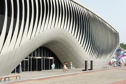 One Ocean Thematic Pavilion (Expo 2012), Yeosu, South Korea