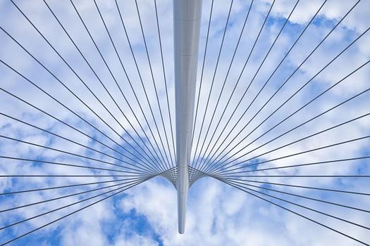 Santa María de Benquerencia-Brücke