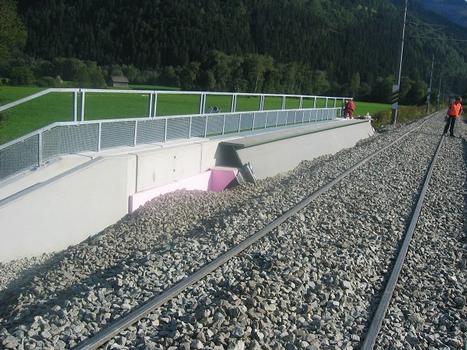 Eisenbahnbrücke Brunngraben