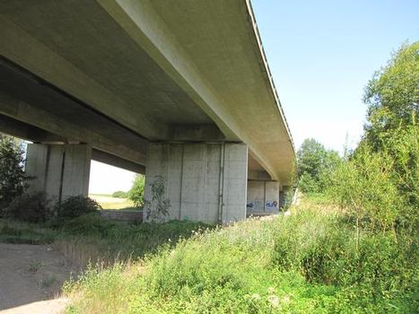 Bundesautobahn 7 - Talbrücke Witzighausen
