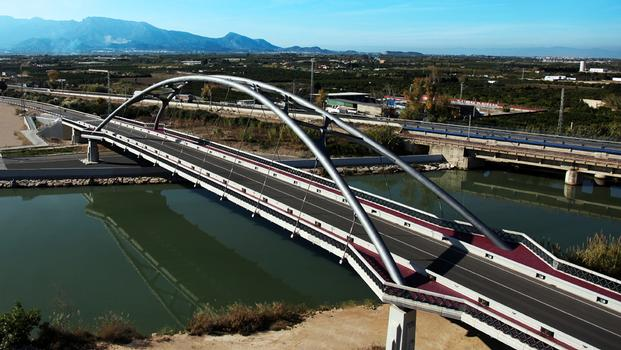 Júcar River Bridge