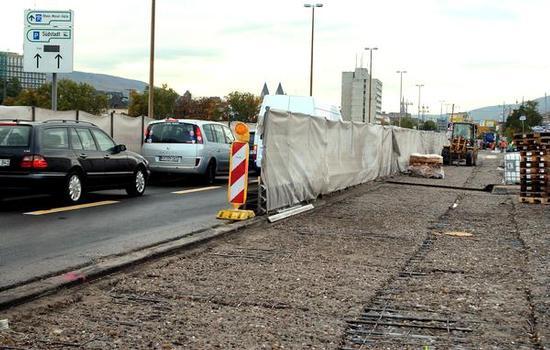 Die beiden Teile des Bauwerks waren den Belastungen des heutigen Verkehrsaufkommens nicht mehr gewachsen