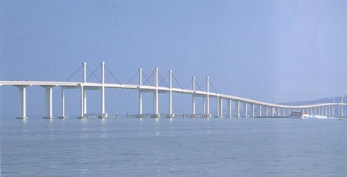 Deuxième viaduc de Macao-Taipa