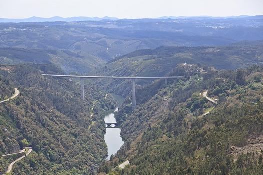 Zêzere-Brücke