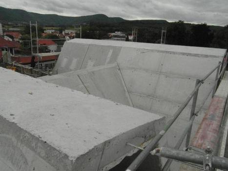 Die Planung für die Dachkonstruktion übernahm die Elvermann Niederlassung Stuttgart (Markgröningen)