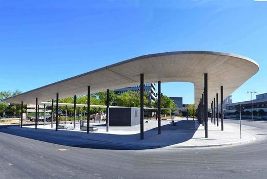 Gare routière de l'Université de Ratisbonne