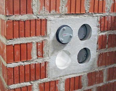 NEU: Permur® Block Mehrfachdurchführung speziell für Mauerwerksgebäude mit Wärmedämmung