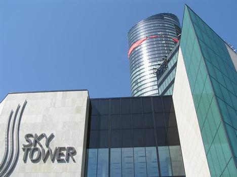 Sky Tower, Wroclaw