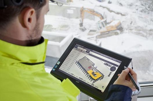 Die neue, intuitiv bedienbare Nutzeroberfläche ist auch für den Einsatz auf dem Tablet optimiert