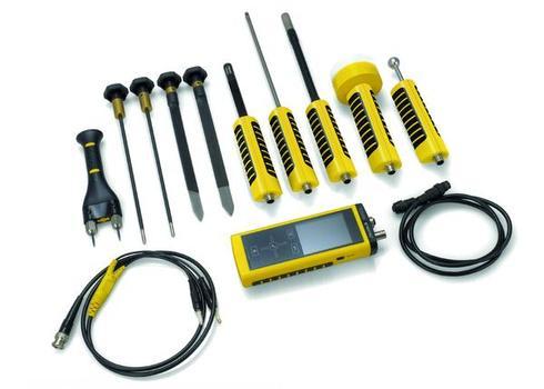 Die SDI-Sensoren werden selbsttätig erkannt, bei Anschluss eines Sensors im falschen Modus wird der Benutzer automatisch gewarnt – darüber hinaus gibt es zahlreiche weitere Elektroden und Temperatursensoren