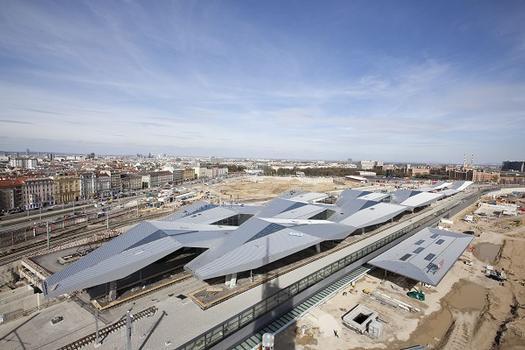 Wien Hauptbahnhof, Megaprojekt Hauptbahnhof Wien