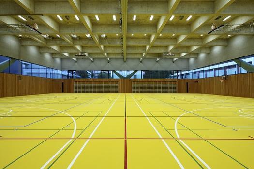 Gymnase double de l'école cantonale à Chiasso