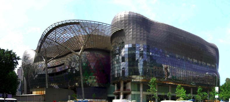 MERO is building the biggest mall on Orchard Road in Singapore