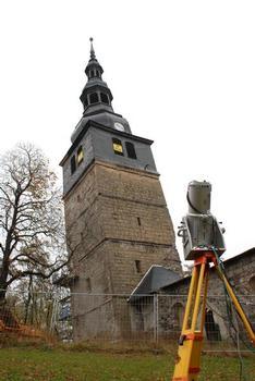 Messungen mit dem Terrestrischen Laserscanner