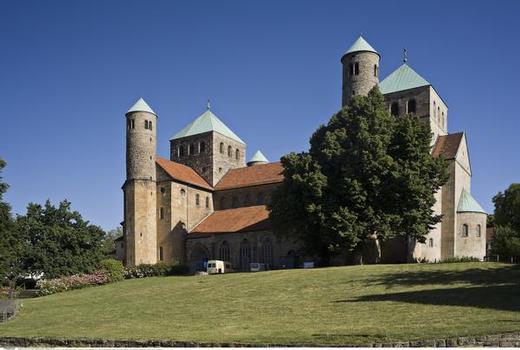 St.-Michaelis-Kirche in Hildesheim