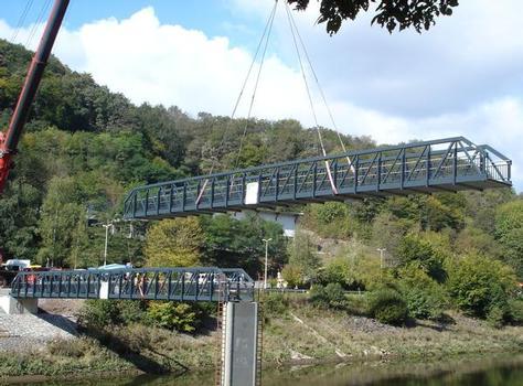 61 Aluminiumbrücken hat die Glück GmbH allein im Jahre 2012 erstellt