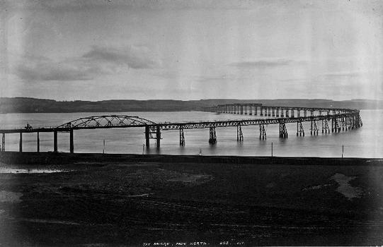 Firth of Tay Bridge