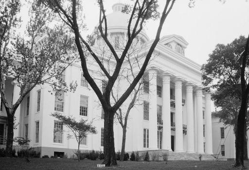 Alabama State Capitol(HABS ALA,51-MONG,1-1)