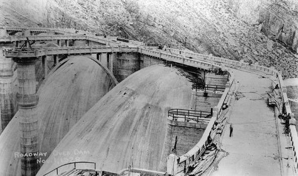 Coolidge Dam  (HAER, ARIZ,11-PERI.V,1-32)