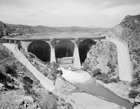Coolidge Dam  (HAER, ARIZ,11-PERI.V,1-39)