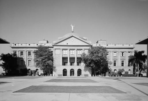 Arizona State Capitol, Phoenix, Arizona(HABS ARIZ,7-PHEN,12-1)