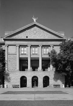 Arizona State Capitol, Phoenix, Arizona(HABS ARIZ,7-PHEN,12-3)