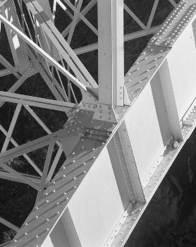 Cedar Canyon Bridge, Spanning Cedar Canyon at Highway 60, Show Low vicinity, Navajo County, AZ (HAER, ARIZ,9-SHLO.V,1-12)