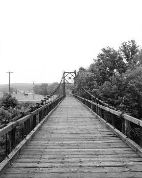 HAER: Winkley Bridge, Spanning Little Red River adjacent to State Highwa, Heber Springs, Cleburne County, AR  (HAER, ARK,12-HESP,1-4)