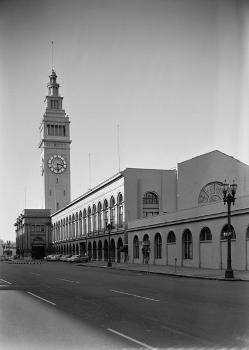 Ferry Building, San Francisco(HABS, CAL,38-SANFRA,78-1)
