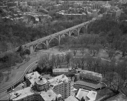 Connecticut Avenue Bridge (William H. Taft Bridge), Washington, D.C. (HAER, DC,WASH,560-9)
