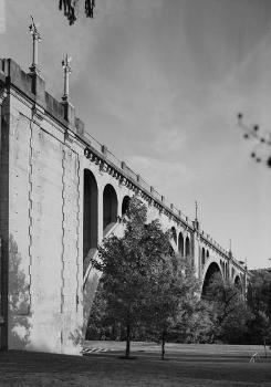 Connecticut Avenue Bridge (William H. Taft Bridge), Washington, D.C. (HAER, DC,WASH,560-11)