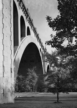 Connecticut Avenue Bridge (William H. Taft Bridge), Washington, D.C. (HAER, DC,WASH,560-12)