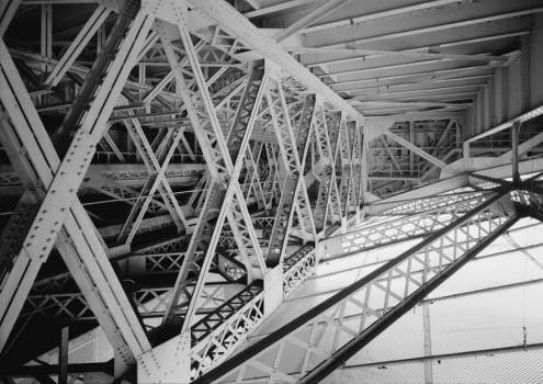 Arlington Memorial Bridge. (HAER, DC,WASH,563-11)