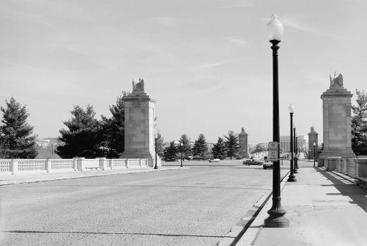 Arlington Memorial Bridge - Boundary Channel Extension; Washington, D.C