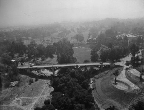 Victoria Bridge, Riverside, California (HAER, CAL,33-RIVSI,5-2)
