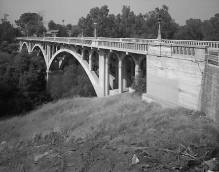 Victoria Bridge, Riverside, California (HAER, CAL,33-RIVSI,5-3)
