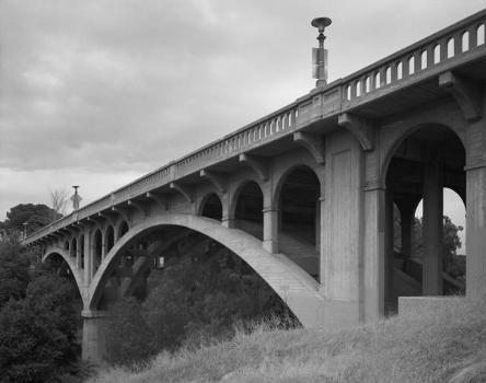 Victoria Bridge, Riverside, California (HAER, CAL,33-RIVSI,5-4)