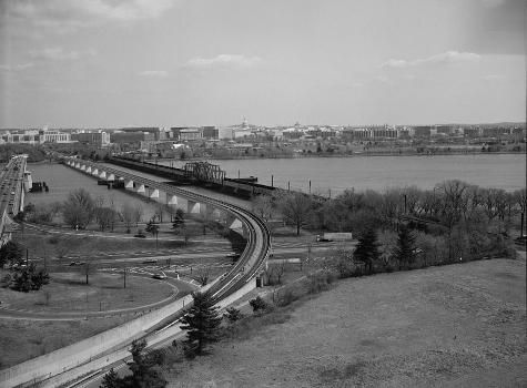 Long Bridge, Washington, District of Columbia (HAER DC,WASH,585-1)