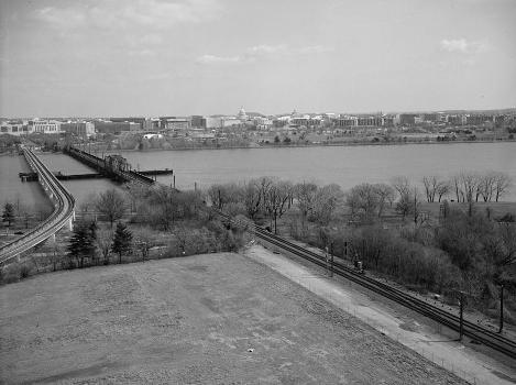 Long Bridge, Washington, District of Columbia (HAER DC,WASH,585-2)