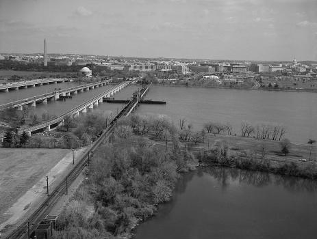 Long Bridge, Washington, District of Columbia (HAER DC,WASH,585-4)