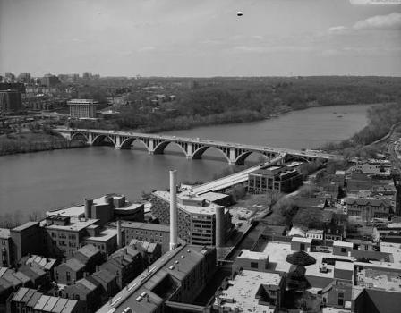 Francis Scott Key Bridge, Washington, DC. (HAER, DC,WASH,583-1)