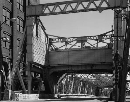 Cermak Road Bridge, Chicago. (HAER, ILL, 16-CHIG, 113-7)