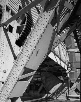 Cermak Road Bridge, Chicago. (HAER, ILL, 16-CHIG, 113-10)