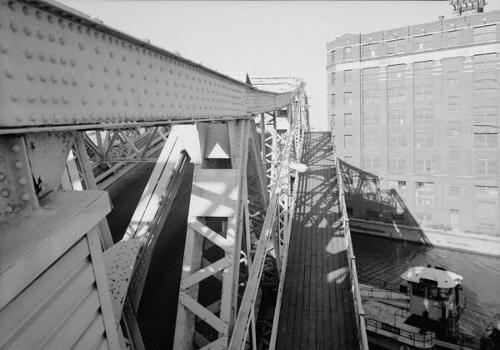 Cermak Road Bridge, Chicago. (HAER, ILL, 16-CHIG, 113-12)