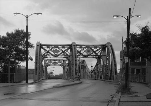West Cortland Street Bascule Bridge, Chicago. (HAER, ILL, 16-CHIG, 136-1)