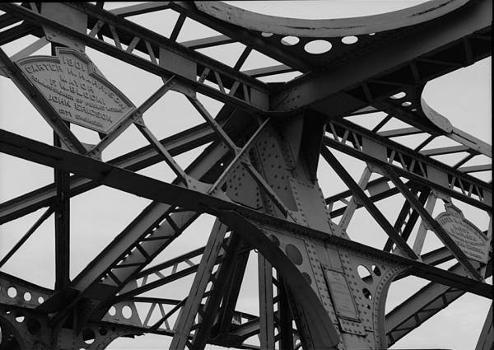 West Cortland Street Bascule Bridge, Chicago. (HAER, ILL, 16-CHIG, 136-4)