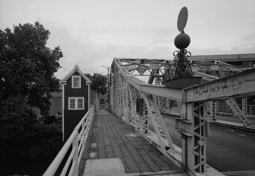 West Cortland Street Bascule Bridge, Chicago. (HAER, ILL, 16-CHIG, 136-5)